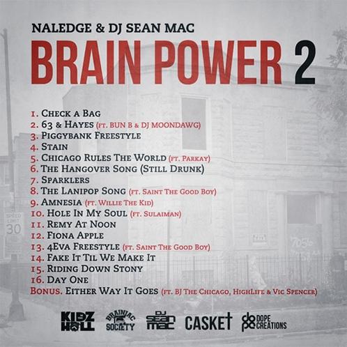 naledge-brain-power-2-tracklist
